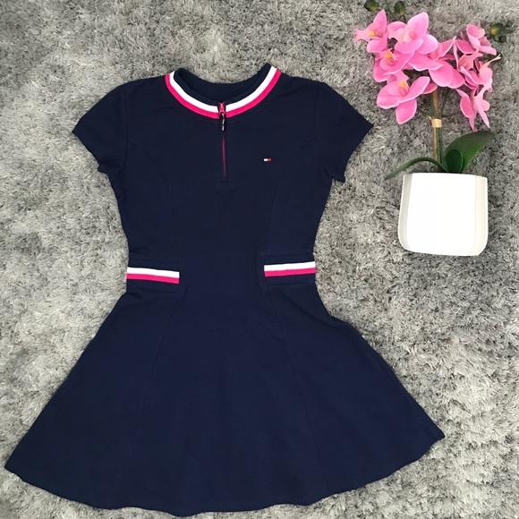 83b7a08d Tommy Hilfiger girls polo dress. M_5aee0fc9c9fcdfcea5b1797b